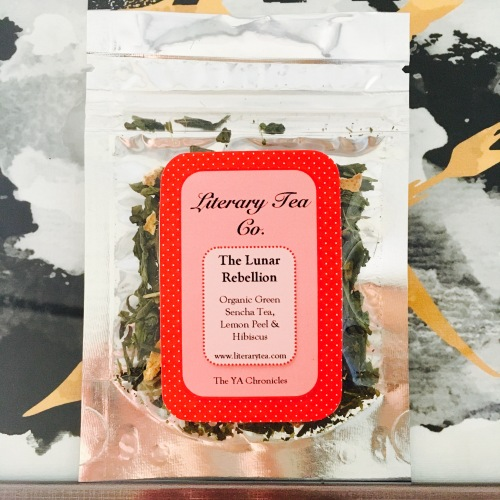 Literary Tea TYACF16