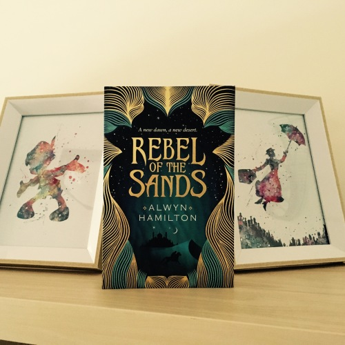 Rebel of the Sands 1