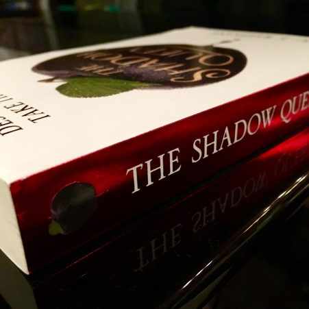The Shadow Queen Spine