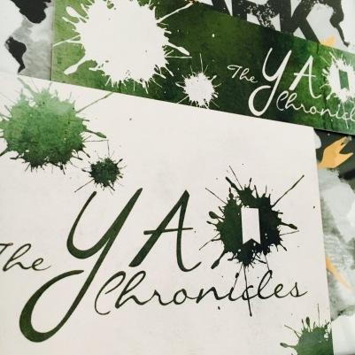 The YA Chronicles F16