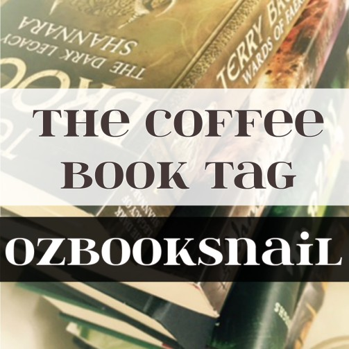 The Coffee Book Tag