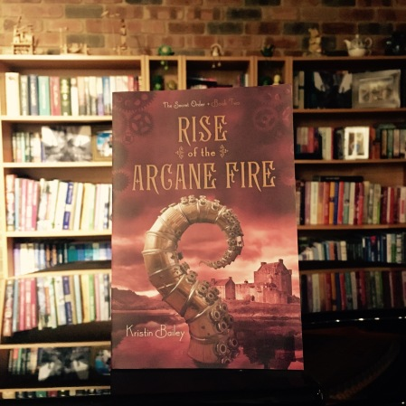 rise of the arcane fire copy