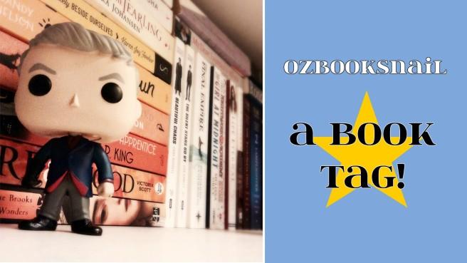 A Book Tag