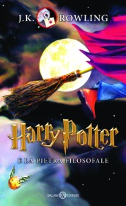 Harry Potter & e la pietra filosofale by JK Rowling