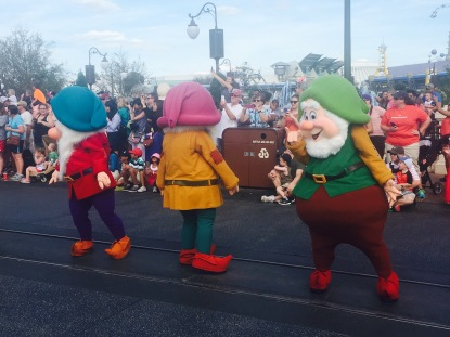 The Seven Dwarfs