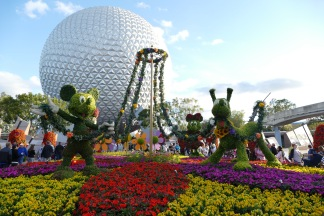The Epcot Ball