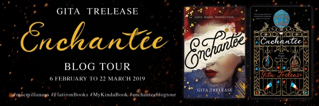 Enchantee Blog Tour Banner